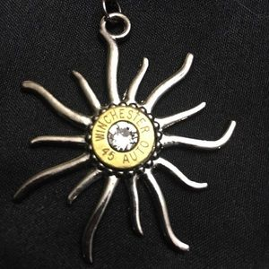 Jewelry - Starburst Bullet Necklace